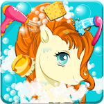 Pony Makeover Salon Icon