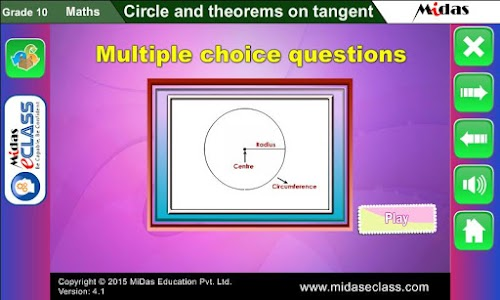 MiDas eCLASS Maths 10  Demo screenshot 12