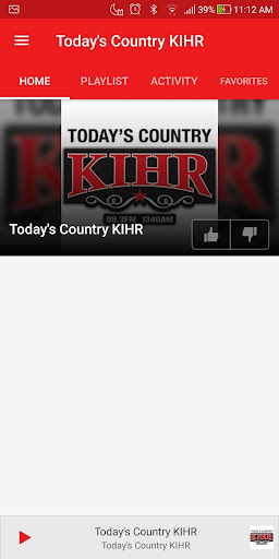 Today's Country KIHR ss1