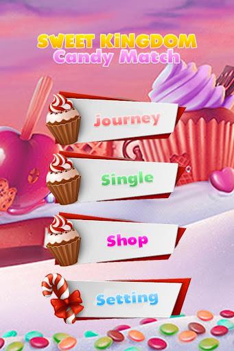 Sweet Kingdom Candy Match