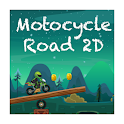 Motocycle Road 2D icon
