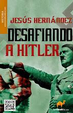 """Photo: Tombooktu Historia  Puedes leer un fragmento de Desafiando a Hitler aquí: http://b2l.bz/9WWR7f  """"Desafiando a Hitler"""" Jesús Hernández Tamaño: 13 x 20 cm. Páginas: 96 Formato: Rústica, con interiores en blanco y negro"""