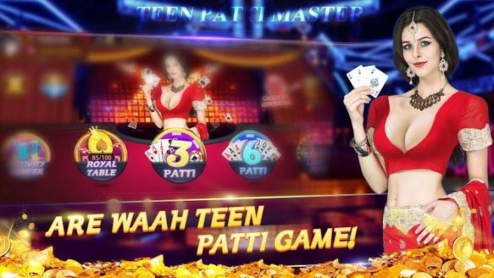 TEEN PATTI MASTER - LIVE! - screenshot