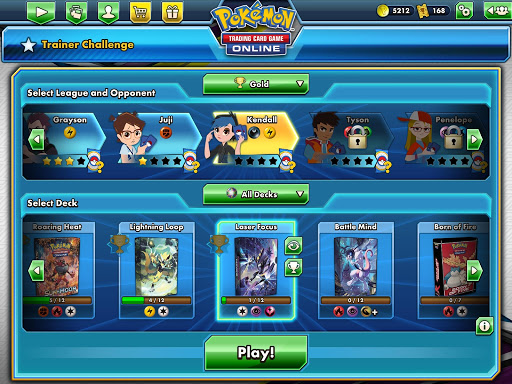 Pokemon TCG Online screenshot 5