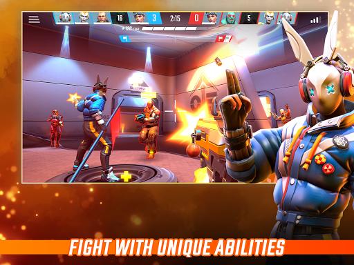 SHADOWGUN War Games screenshot 8
