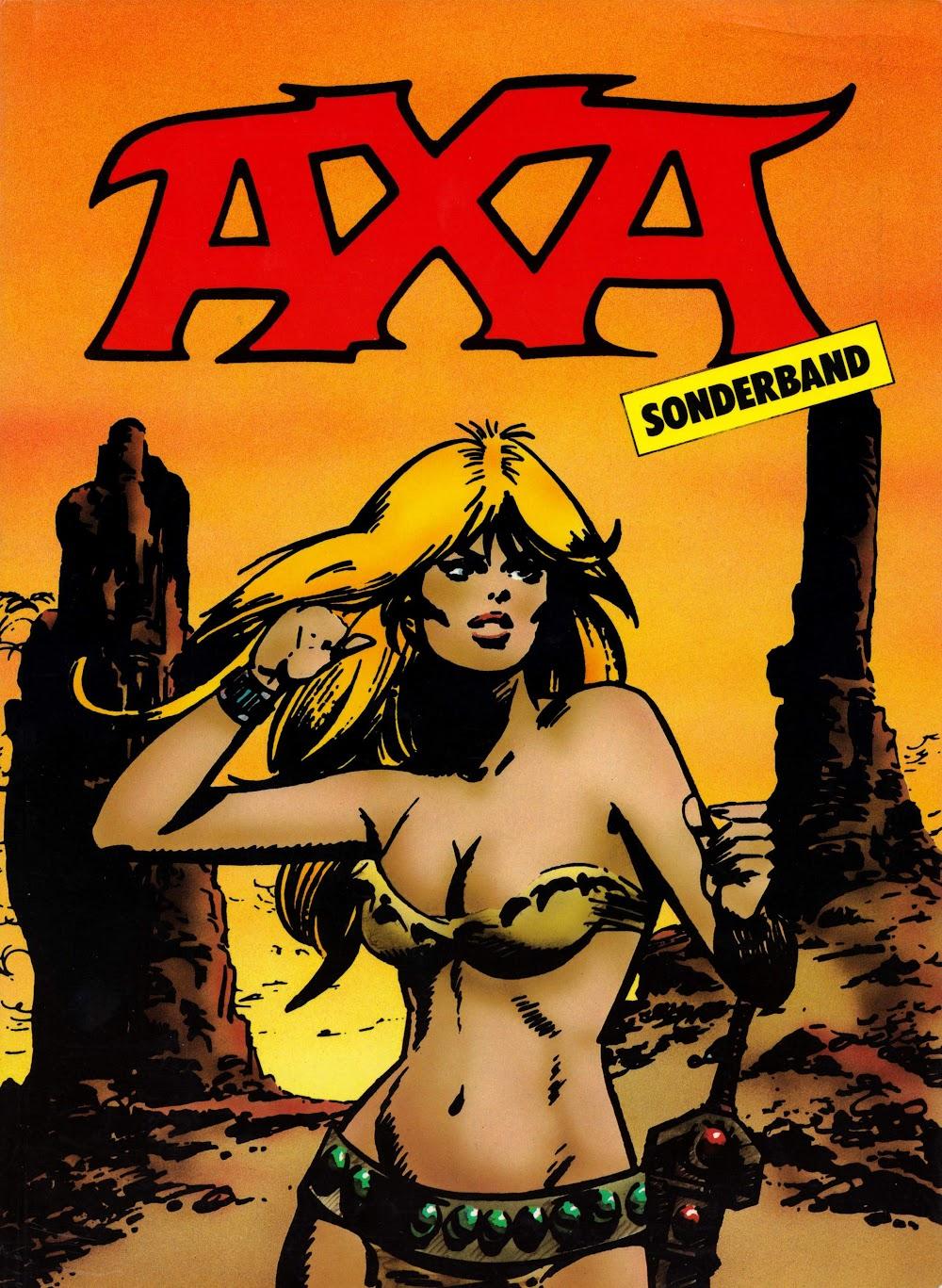 Axa Sonderband (1988) - komplett