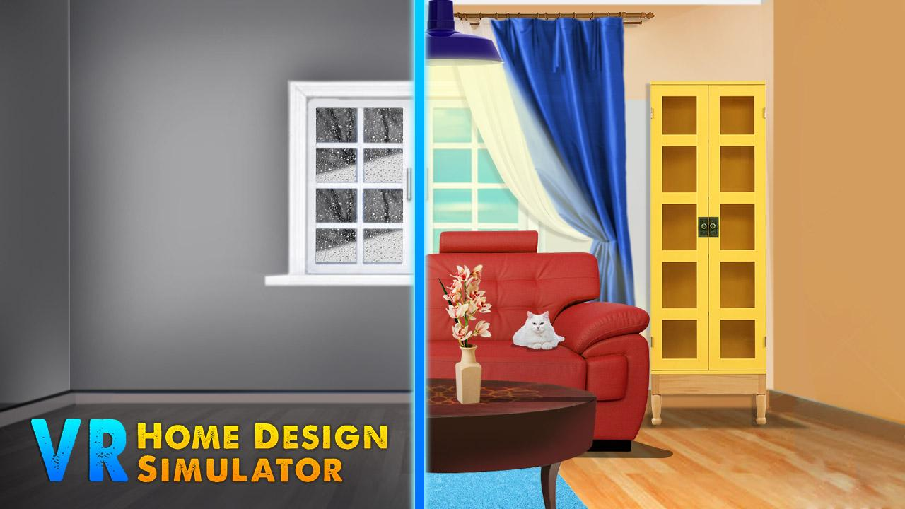 Vr home design simulator android apps on google play for Interior design room simulator