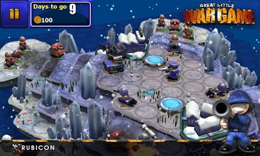 Great Little War Game Apk Download For Android and Iphone 4