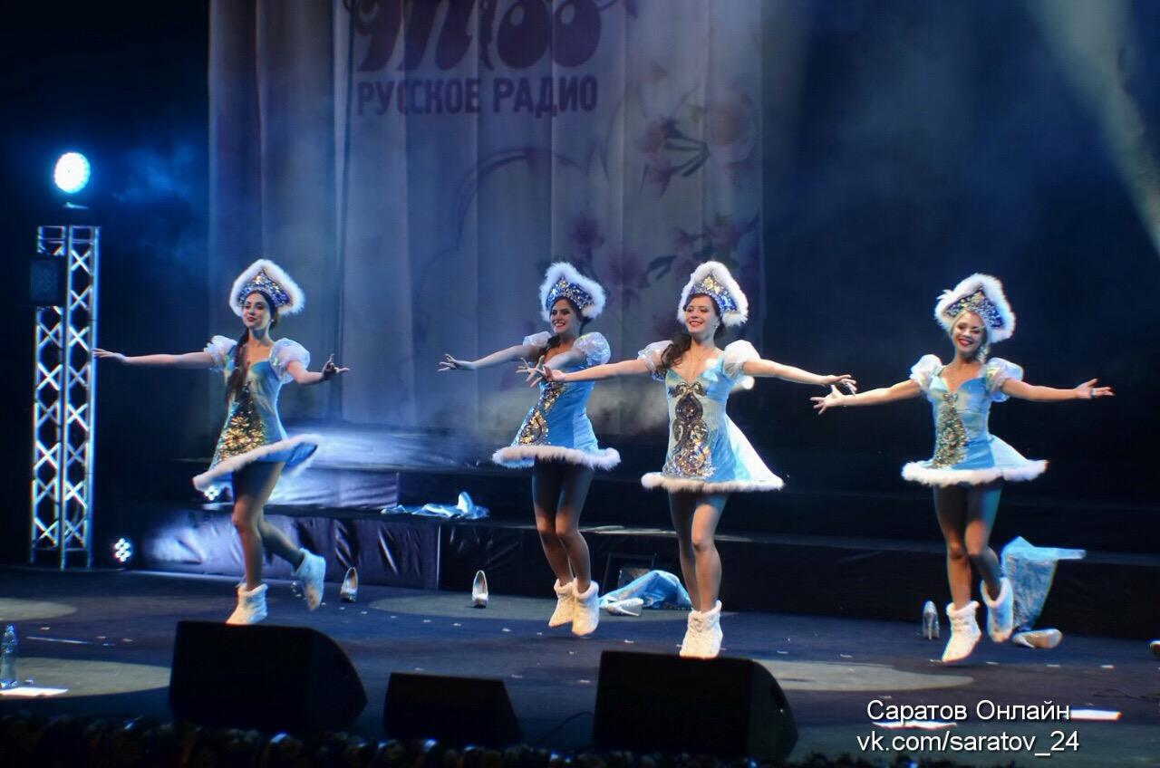 Шоу-балет Эпатаж в Саратове
