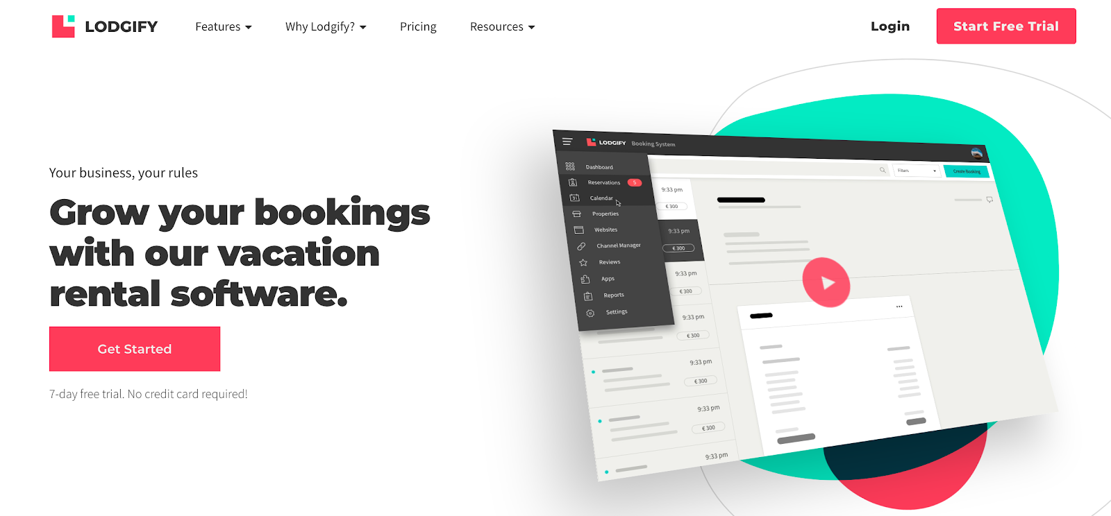 Lodgify   Vacation Rental Software   Promote and Earn through their Influencer Program