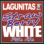 Lagunitas Strawberry White