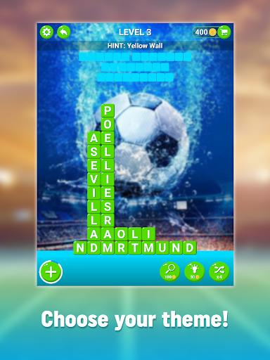 Football Team Names - Guess Soccer Logos Quiz android2mod screenshots 9
