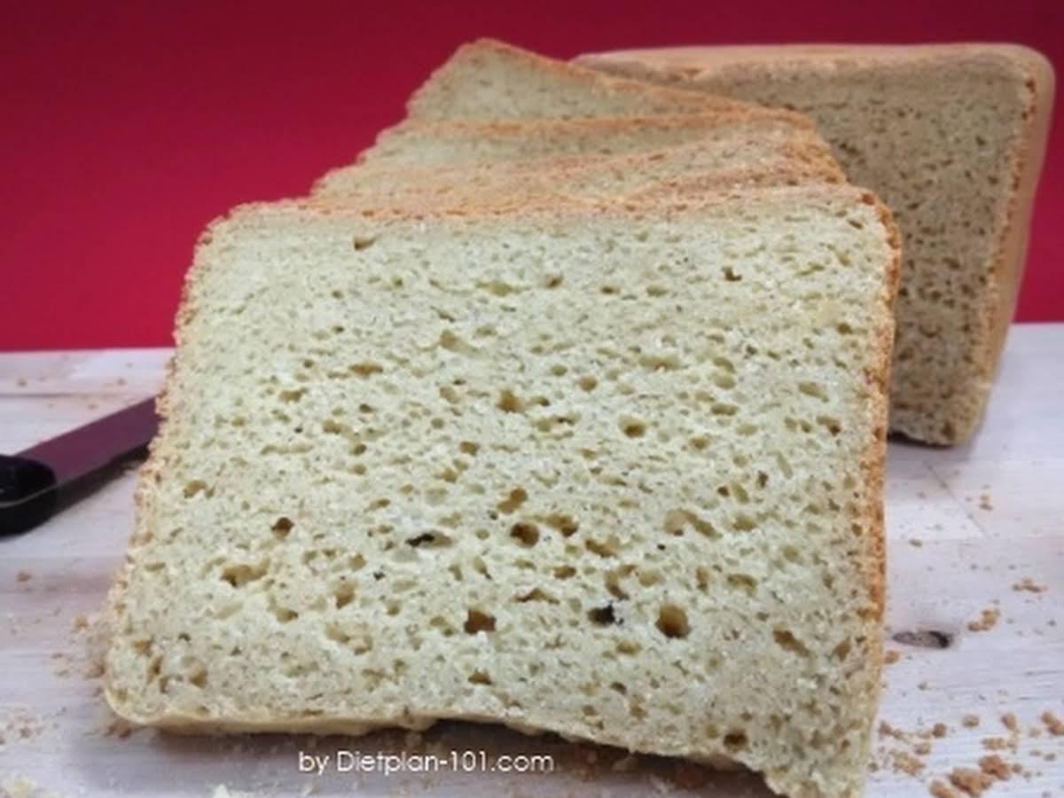 Gluten Free Sorghum Millet Sandwich Bread Bread Machine