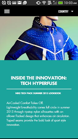 Nike Tech Pack 1.0.1 screenshot 77784