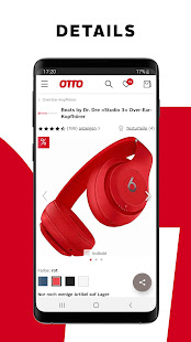 Download Full OTTO - Shopping für Elektronik, Möbel & Mode 9.1.2 APK