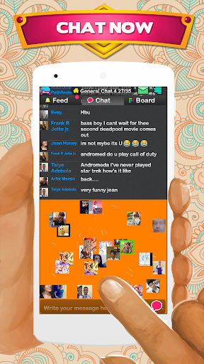 Chat Rooms - Find Friends 1.409926 screenshots 4