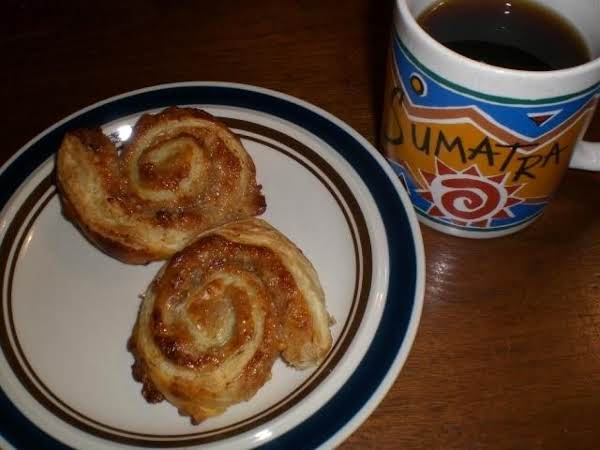 Puff Pastry Swirls Recipe