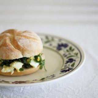 Healthy Egg Salad Sandwich Recipe