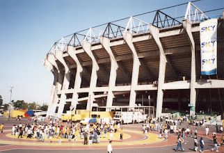 Photo: Estadio Azteca (c) Stephan Hoogerwaard