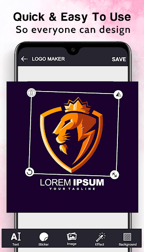 Foto do Logo Maker Free logo designer, Logo Creator app