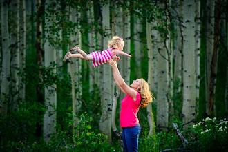 "Photo: ""I believe I can fly""  Recent family shoot for +Rebecca Makarovaand +Ivan Makarov"