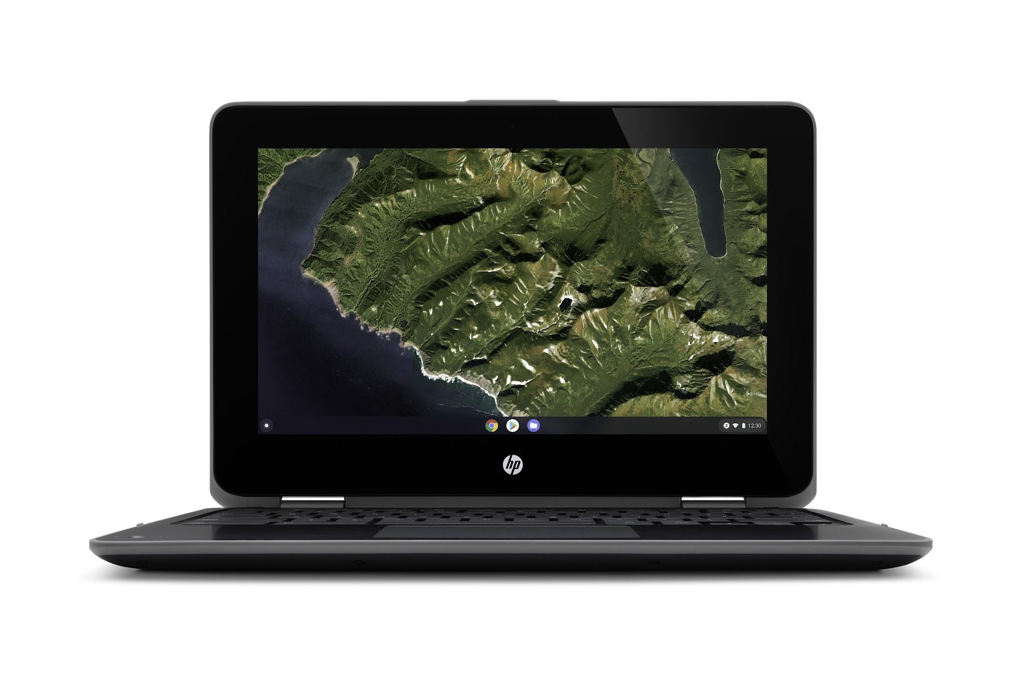 HP Chromebook x360 11 G2 EE - photo 1