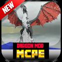 Dragon Mod For MCPE. icon