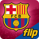 FC Barcelona Flip - Official icon