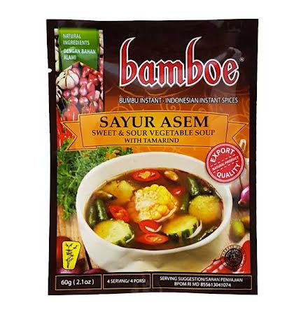 Sayur Asem 60g Bamboe