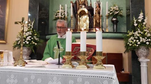 Relevo parroquial: Tomás Cano se despide de San Juan y llega a San José