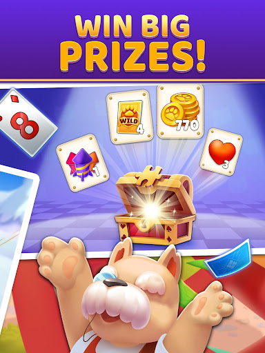 Puzzle Solitaire - Tripeaks Escape with Friends android2mod screenshots 10