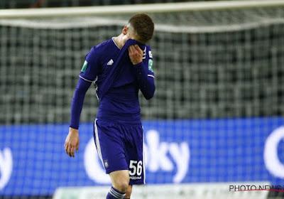 Anderlecht ne perdra pas Alexis Saelemaekers tout de suite