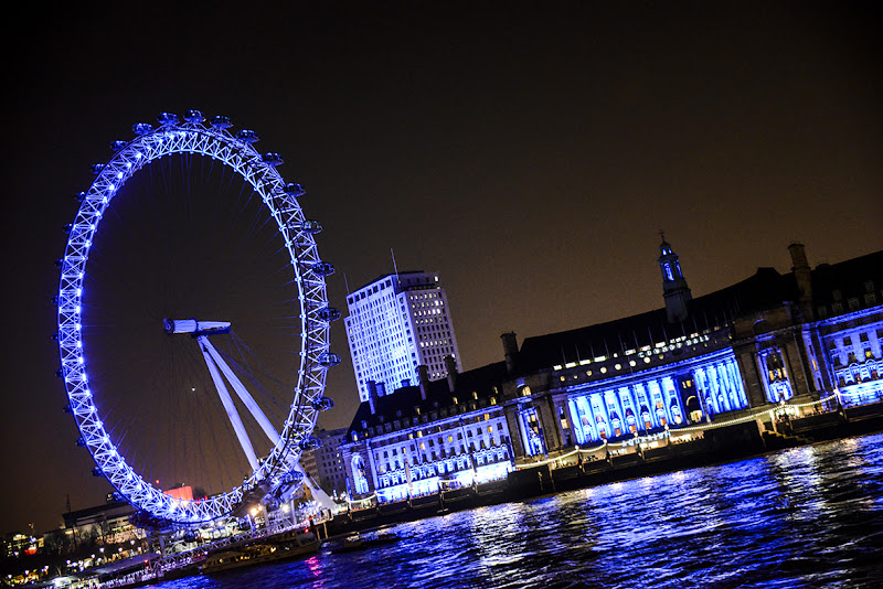 London Eye di Morrilwen