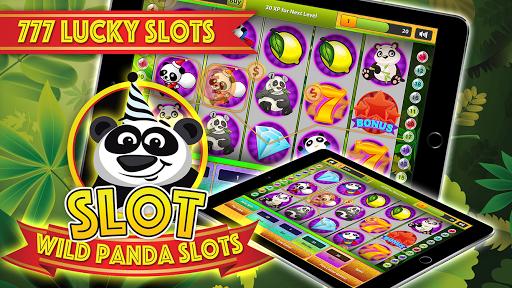 Wild Panda Slots : 777 Casino