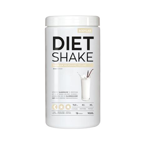 Bodylab Diet Shake - Vanilla