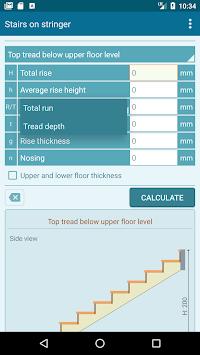 Download Profi Treppenrechner Apk Aktuelle Version App Fur Android