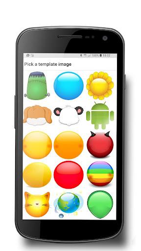 Emoji editor sticker screenshot 3