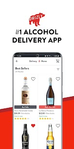 Drizly: Alcohol delivery. Order Wine Beer & Liquor 4.14.8 MOD Apk Download 1