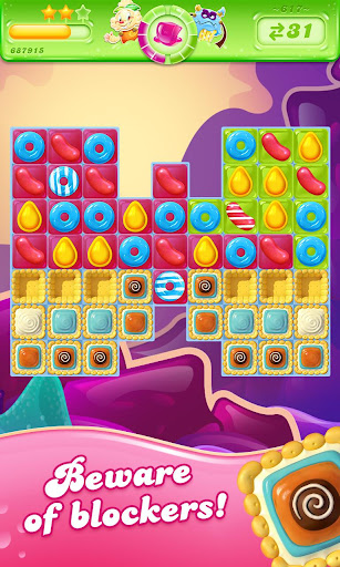 Candy Crush Jelly Saga screenshot 3