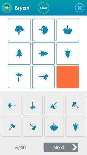 IQ Pro Android App Screenshot