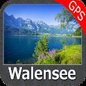 Lake Walen GPS Map Navigator icon