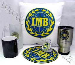 Photo: Сувенірна продукція з логотипом ІМВ (Інститут міжнародних відносин)