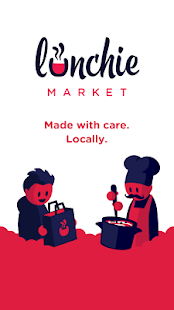 Lunchie Market- screenshot thumbnail