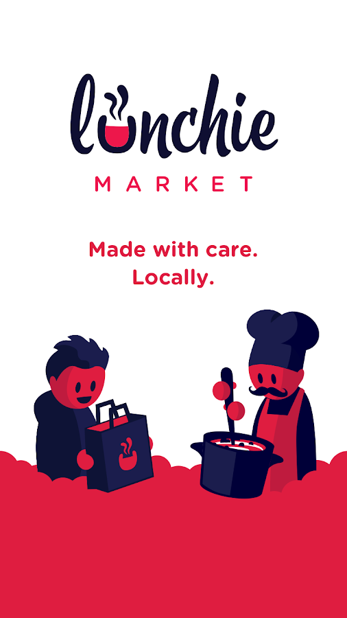 Lunchie Market- screenshot