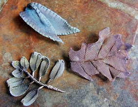 Photo: Fall 2010 Leaf Pin Collection