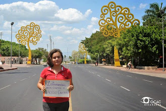 Photo: 4.16.15 Desde Avenida Bolívar, Managua, Nicaragua