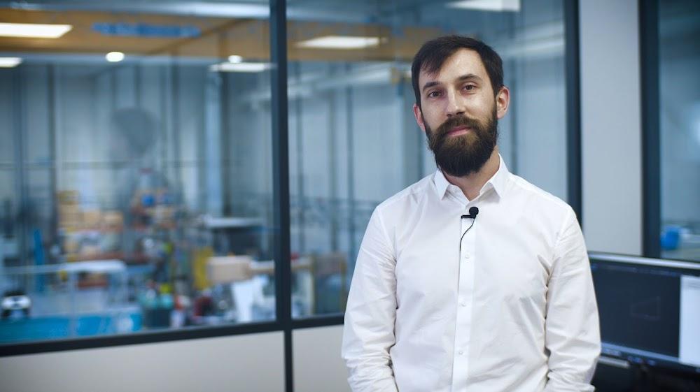 Pierre, Ingénieur R&D