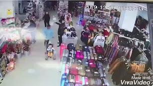 Captura del vídeo difundido por WhatsApp.