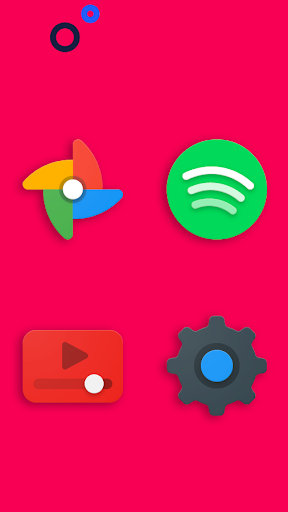 Frozy / Material Design Icon Pack screenshot 3