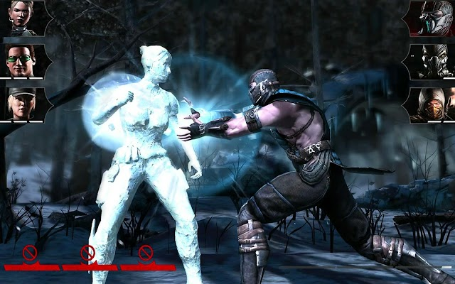MORTAL KOMBAT X - screenshot